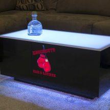 Cubix LED Nightclub Table