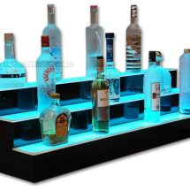 3 Tier Bar Shelving