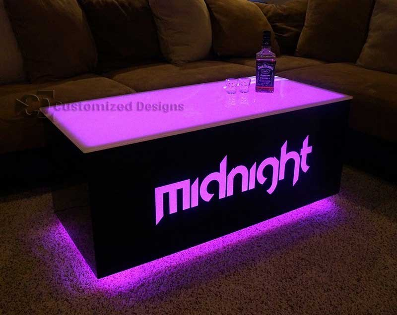 Cubix 48x24 Midnight Lounge
