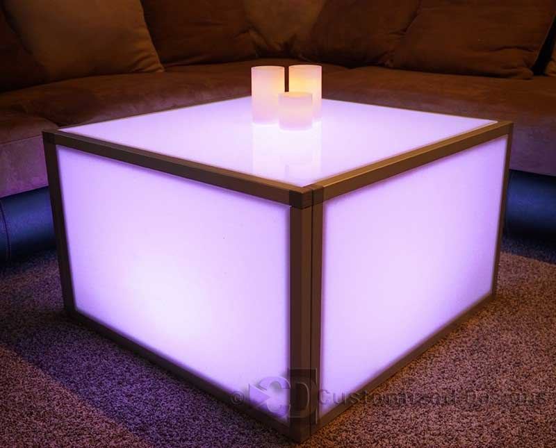 30x30 Element LED Table