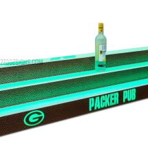 Green Bay Packers Back Bar