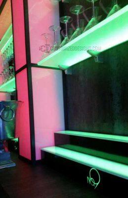 LED Shelves 5