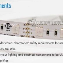 UL Listed LED Lighting