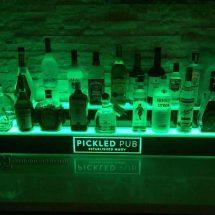 Liquor Shelf Home Bar