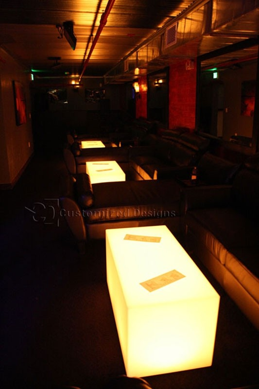 Lighted Lounge Furniture 2