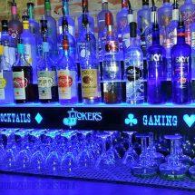 4 Tier Liquor Shelving w/ 16