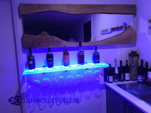 Wine Glass Shelving 3
