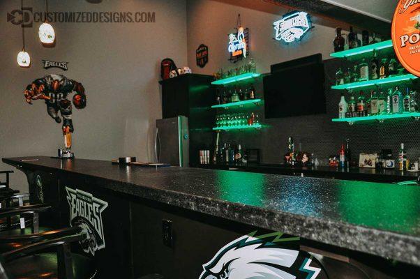 Philadelphia Eagles Home Sports Bar