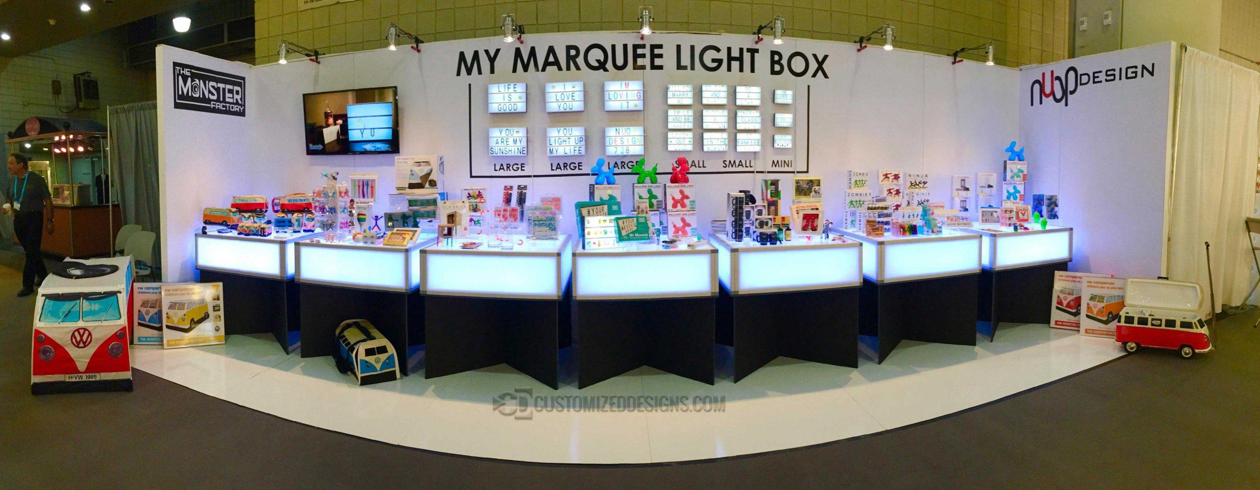 Element Tradeshow Display Boxes
