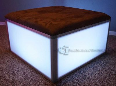 Element Modular Event Table w/ Cushion Top