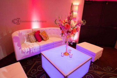 Illuminated Special Event Table