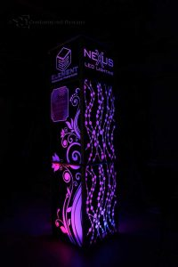 Element LED Lighted Column for Special Events