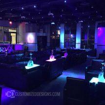 Hookah Lounge Tables