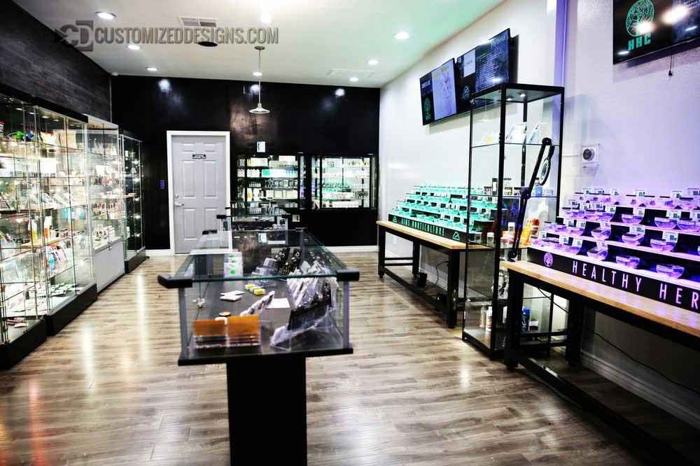 Modern Cannabis Shop