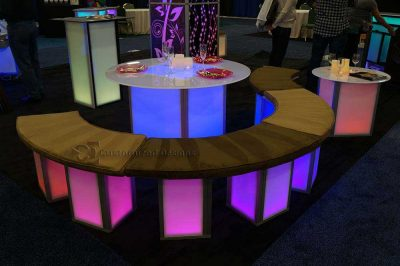 Modular Event Seating