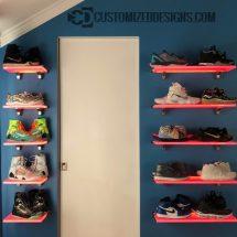 Shoe Display Shelves 2